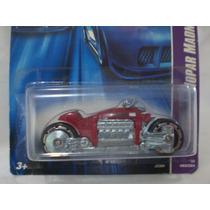 Hot Wheels Motocicleta Mopar Madness Dodge Tomahawk