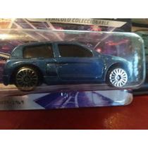 Maisto Renault Clio Azul