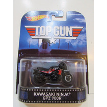 Hot Wheels Retro Top Gun Kawasaki Ninja Gpz 900r