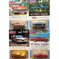 Matchbox.lesney.hotwheels.corgi.tomica.revell.impala.nuevos