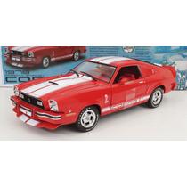 Ford Mustang Cobra Ii 1978 Greenlight 1:18