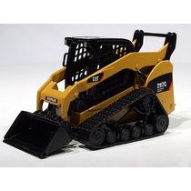 Caterpillar Minicargador 297c Orugas Esc 1:25 Sobrepedido