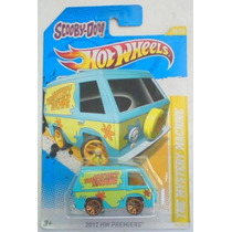 Hot Wheels 2012 Hw Premiere, The Mystery Machine