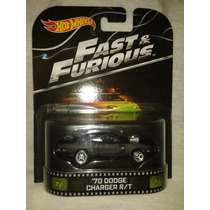 Hot Wheels Retro 70 Dodge Charger R/t