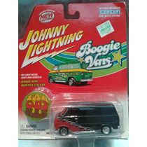 Johnny Lightning - 1977 Chevy G20 (van) Nuevo