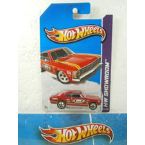 Hot Wheels Chevrolet Ss Rojo 1:64 241/250 2013