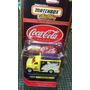 Matchbox Cocacola Ford Box Van Llantas De Goma