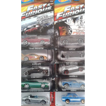 Fast And Furious - Rapido Y Furioso - Hot Wheels 2015