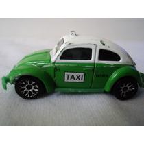 Volkswagen Vocho Taxi Distrito Federal Matchbox