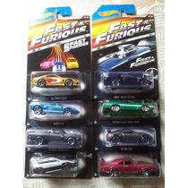 Hot Wheels Rapidos Y Furiosos Serie Completa