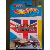Hot Wheels 2012 Dan Weldon Llantas De Goma