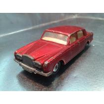 Matchbox Lesney - Rolls Royce Silver Shadow De 1967