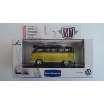 M2 Machines Limited Edition Vw Microbus Deluxe 1958
