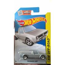 Hot Wheels Volkswagen Caddy Plata Gris Caddy Hot Wheels Gris