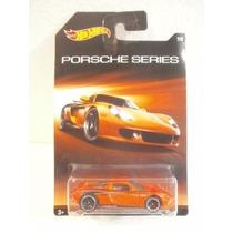 Hot Wheels Porsche Series Porsche Carrera Gt Naranja 7/8