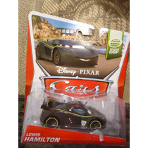 Disney Pixar Cars Lewis Hamilton