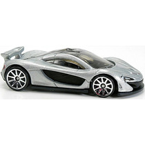Hot Wheels Mclaren P1 1:64 De Colección Impecable