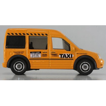 Matchbox Ford Taxi Connect 2009, R0462-0910 Mattel