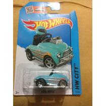 Hot Wheels Pedal Driver Azul
