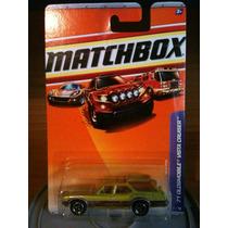 ´71 Oldsmobile Vista Cruiser Matchbox Basico