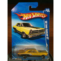´66 Ford Fairlane Gt Hot Wheels Nuevo