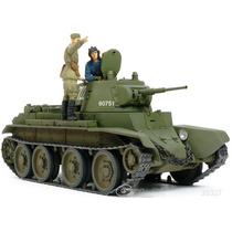 Tanque Tamiya Bt-7 Ruso 1/35 Armar/ Revell Testors