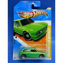 2011 Hot Wheels Premiere Volkswagen Brasilia Verde