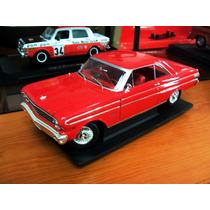 1964 Ford Falcon Red 1/18