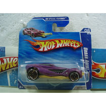 Hot Wheels Urban Agent Morado 94/166 2009 T.c