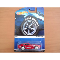Hot Wheels Real Riders Datsun 240z Heritage 2015