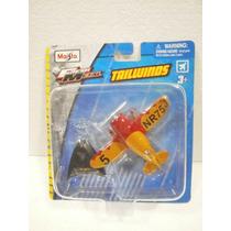 Maisto Freshmetal Tailwinds Avion Gee Bee Super Sportster R1
