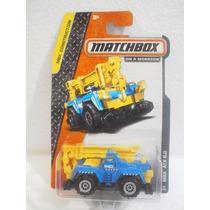 Matchbox Camion Grua Construccion Mbx Atx 8.0 1:64