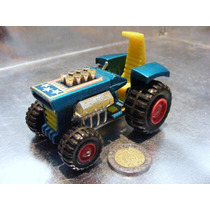 Matchbox Lesney - Mod Tractor (super Kings) De 1973 England