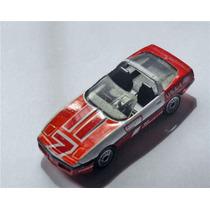 Chevrolet Corvette 1984 De Matchbox 1:56