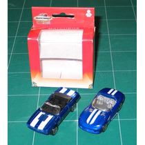 Matchbox 2 Pack 1969 Camaro Ss-396 + Dodge Viper Rt 10