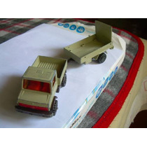 Mercedes Benz Unimog De Matchbox Super King Setentas Hm4