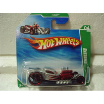 Hot Wheels T Hunt Ratbomb 04/12 2010 Tc