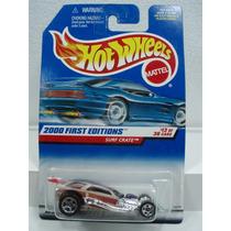 Hot Wheels Surf Crate F.e 073 2000