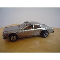 Auto Tipo Cromado 1977 Escala 1:64 Mide 7 Cms