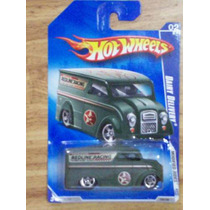 Hotwheels Dairy Delivery V1 Modified Rides 2009 Hot Wheels