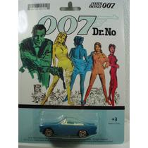 Sumbeam Alpine 5 James Bond 007 Dr. No T Blanca Metal 1/64