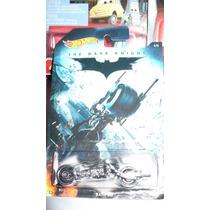 Hot Wheels Batman Bat - Pod Mattel Batpod The Dark Knight