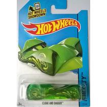 Hot Wheels - Cloak And Dagger - Treasure Hunt - 2014