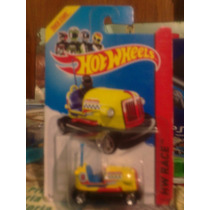 Bump Around Carrito Chocon Hot Wheels Hw Race Lyly Toys Xdxd