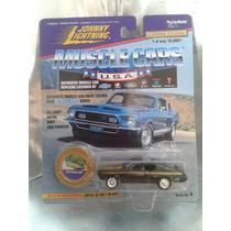 Johnny Lightning - 1970 Buick Gsx Nuevo De 1996