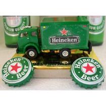 Trailer Heineken.camion White 1953 3000 Box Truck 1.87