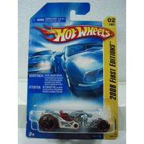 Hot Wheels Spector Rojo F.e. 002/172 2008 Tl