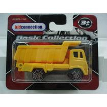Maisto Camion Volteo Construccion Metal 1/64