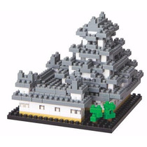 Figura Armable Nanoblock Castillo De Himeji