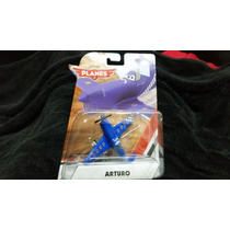 Disney Cars Película Aviones Personaje Arturo